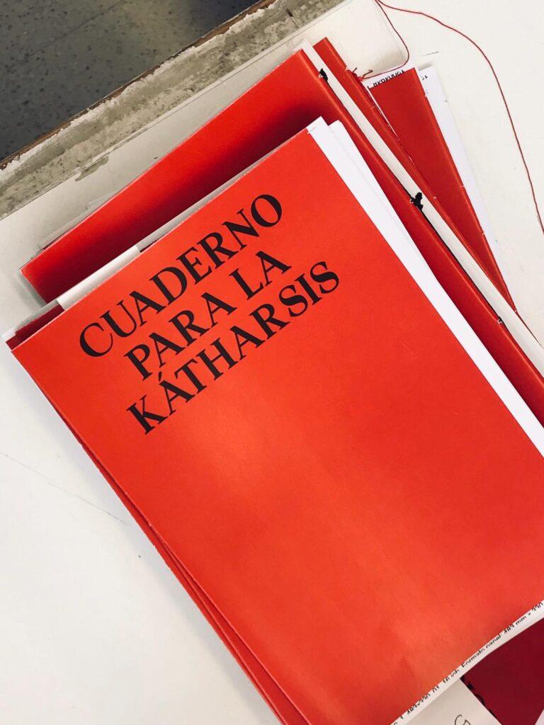Cuaderno Katharsis